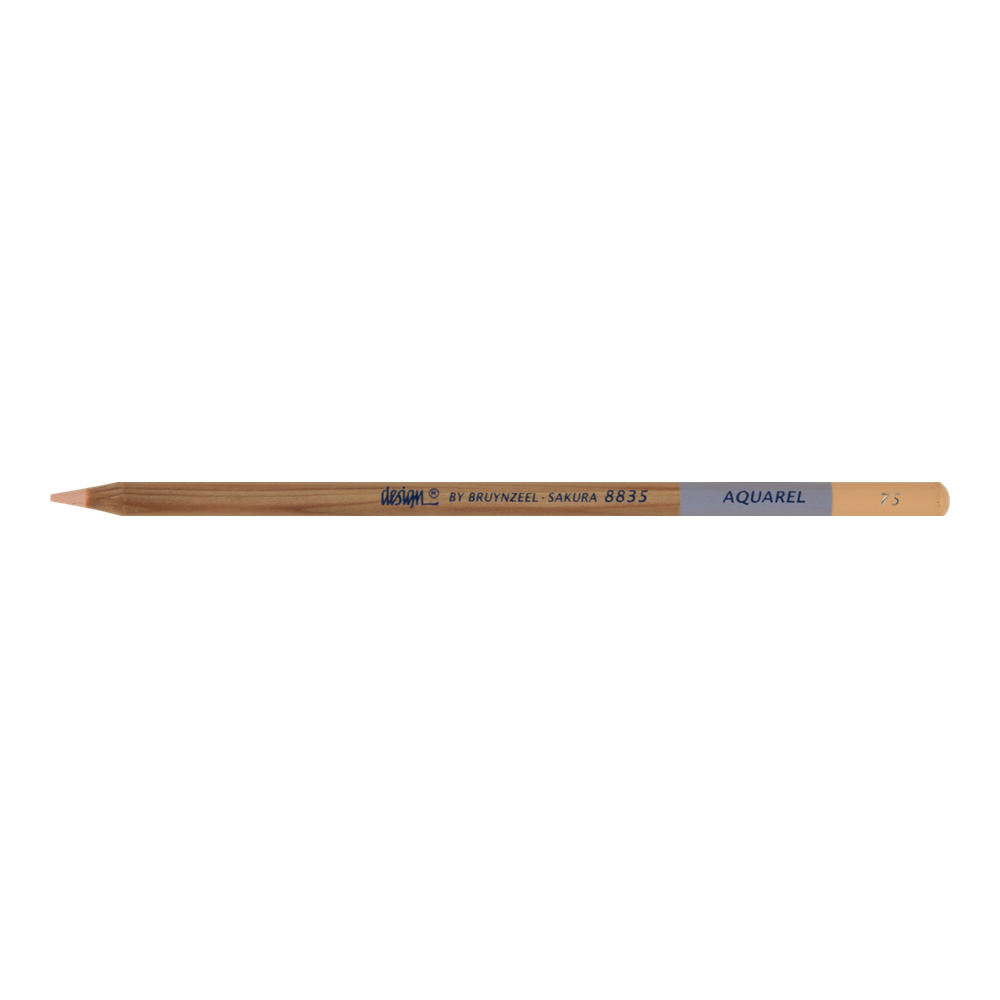 Bruynzeel Aquarelle Pencil Lt Flesh Color #75