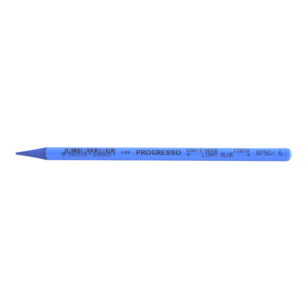 Koh-I-Noor Woodless Color Pencil Lt Blue
