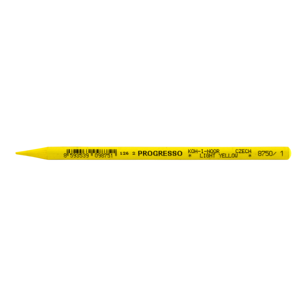Koh-I-Noor Woodless Color Pencil Lt Yellow