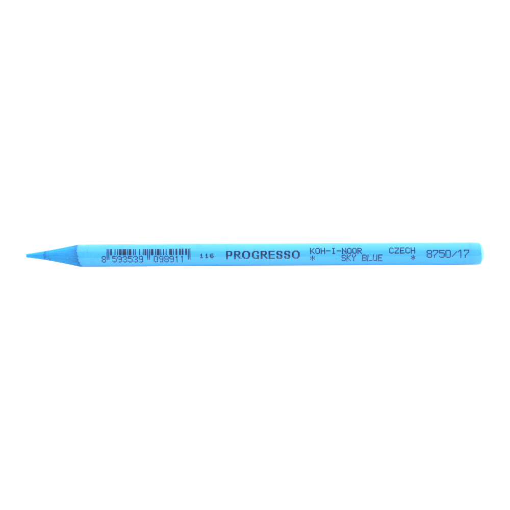 Koh-I-Noor Woodless Color Pencil Sky Blue