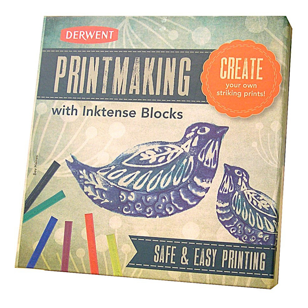 Derwent Inktense Block Printmaking Set