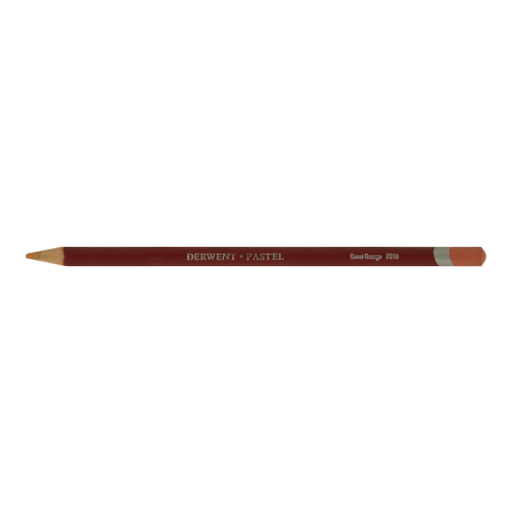 Derwent Pastel Pencil Burnt Orange