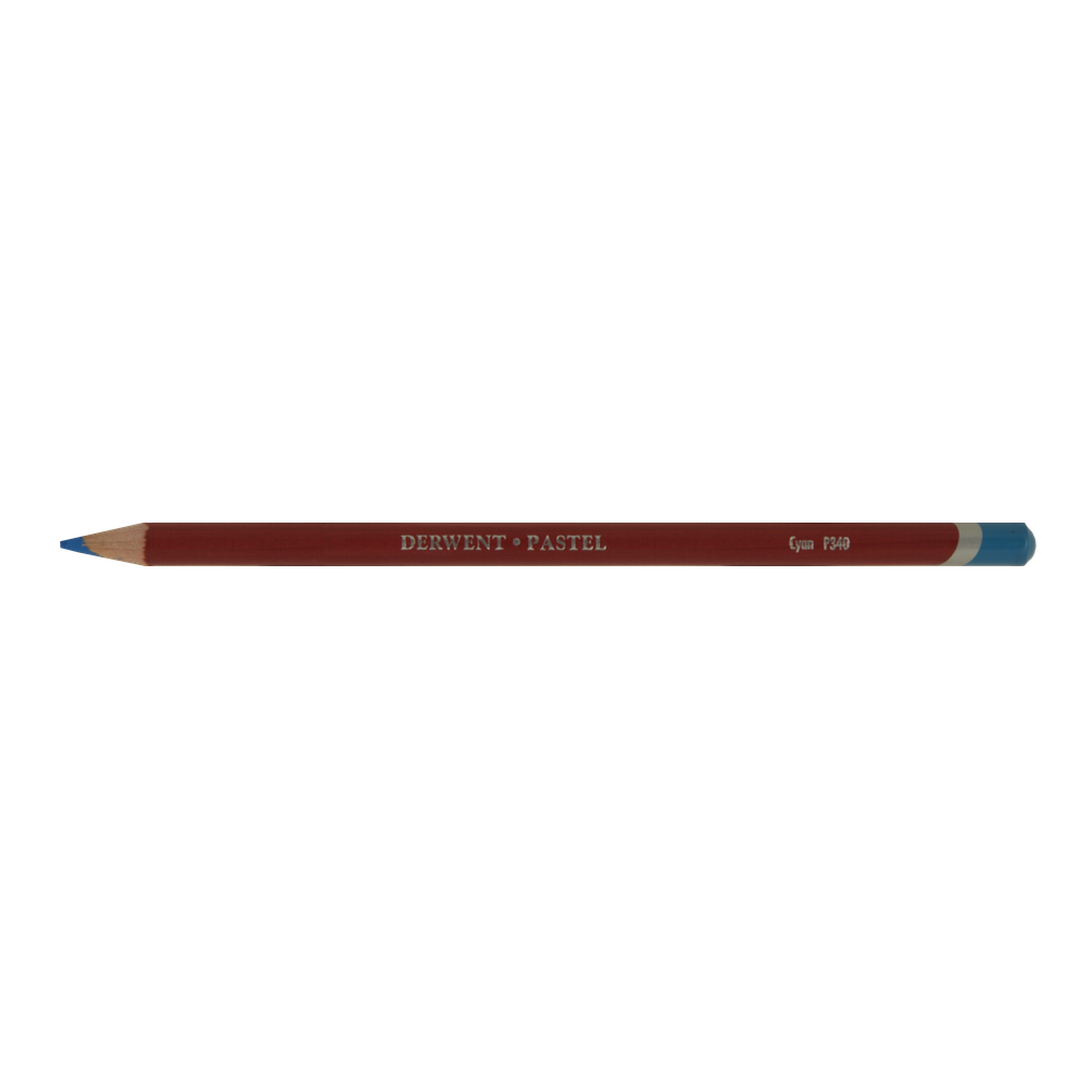 Derwent Pastel Pencil Cyan