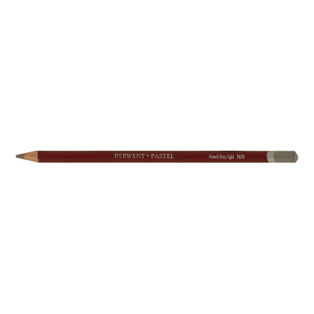 Derwent Pastel Pencil French Grey Light