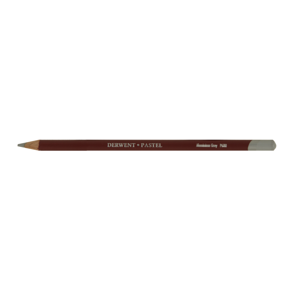 Derwent Pastel Pencil Aluminium Grey