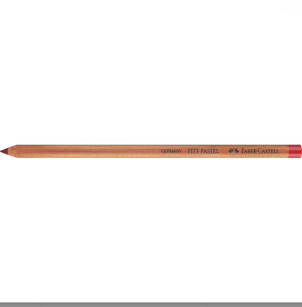 Pitt Artist Pastel Pencil 225 Dark Red