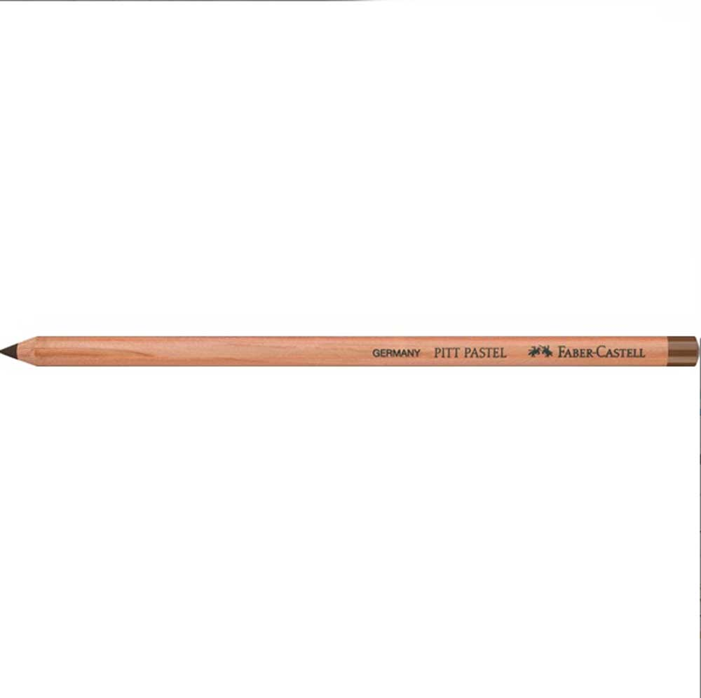 Pitt Artist Pastel Pencil 280 Burnt Umber