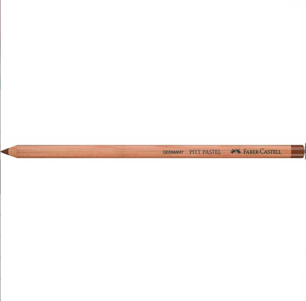 Pitt Artist Pastel Pencil 283 Burnt Siena
