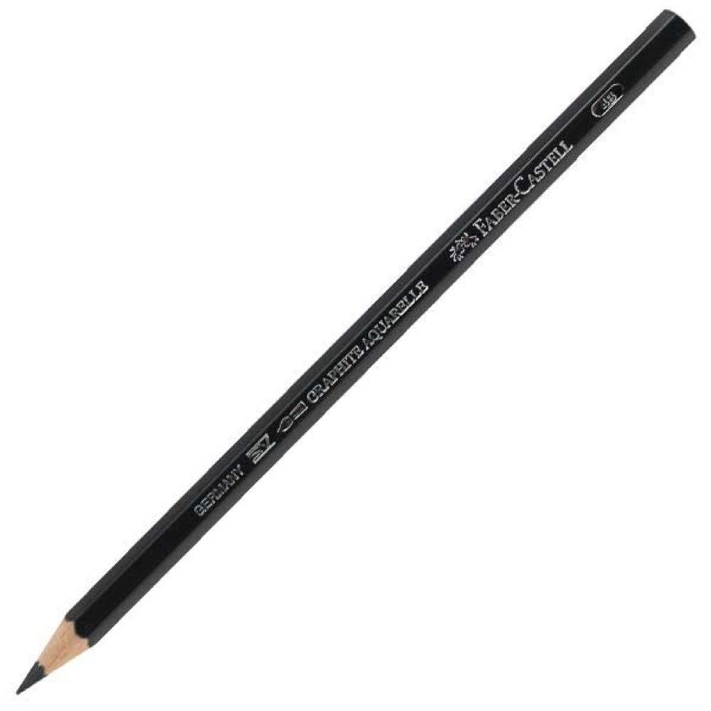 Faber-Castell Graphite Aquarelle Pencil 4B
