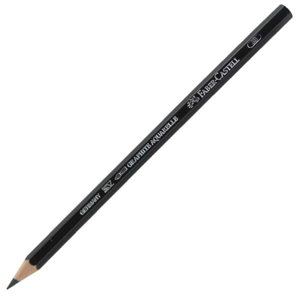 Faber-Castell Graphite Aquarelle Pencil 6B