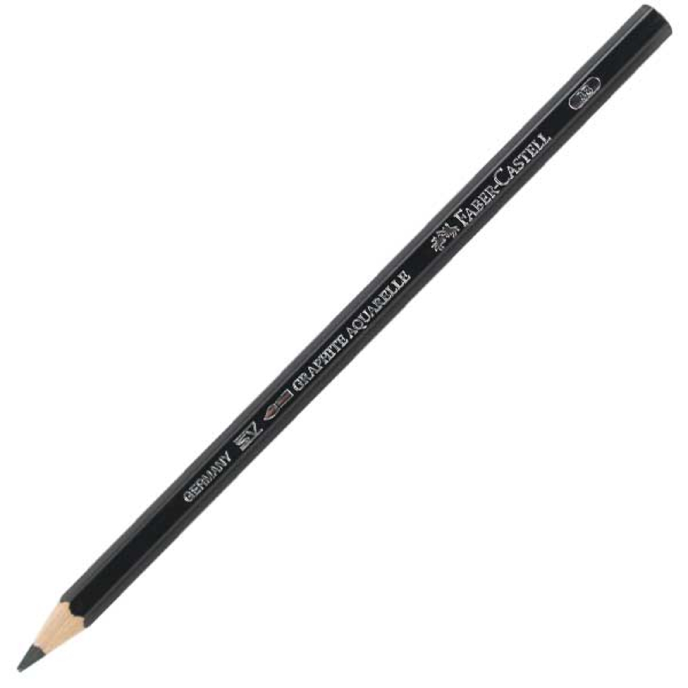 Faber-Castell Graphite Aquarelle Pencil 8B