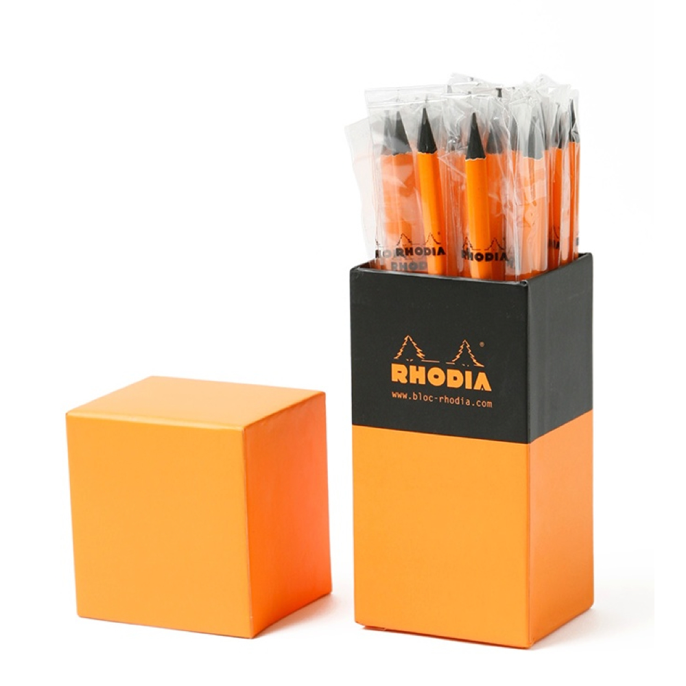 Rhodia Hb Pencil - Box Of 25