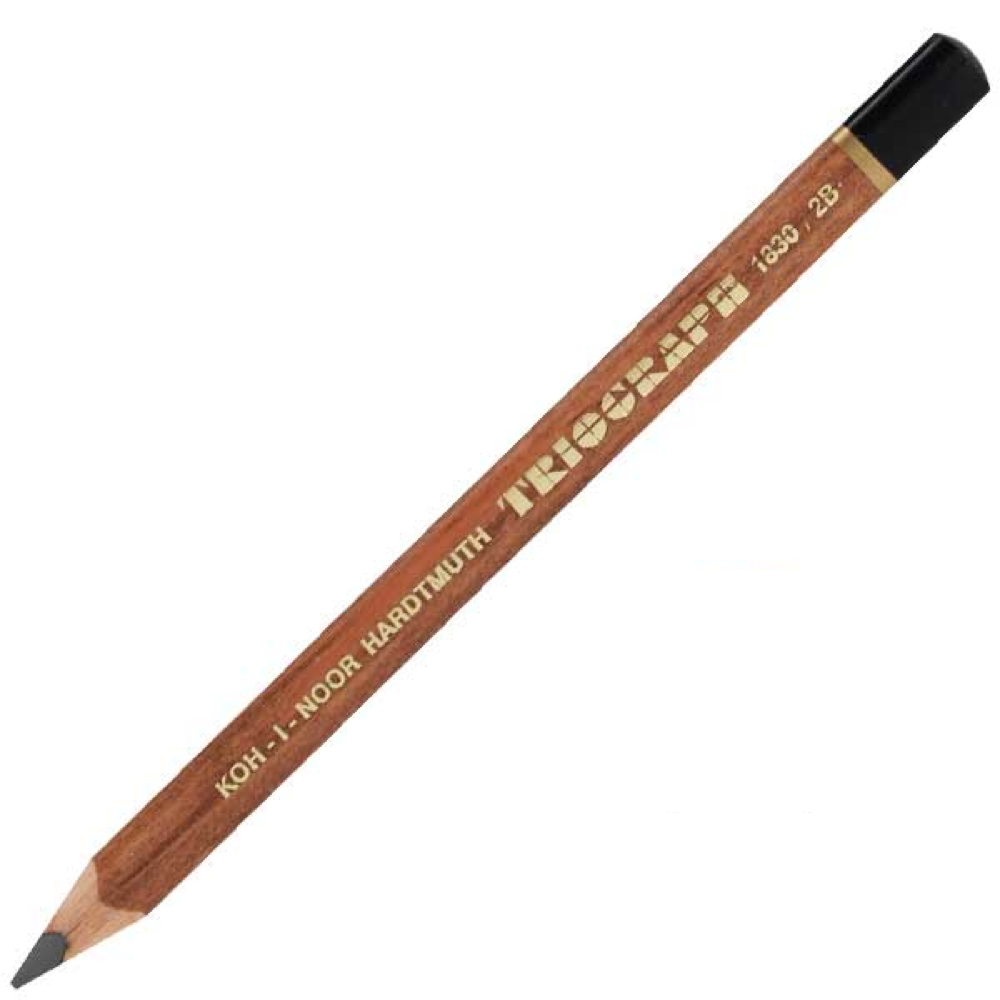 Triograph 10.5Mm Graphite Pencil 2B