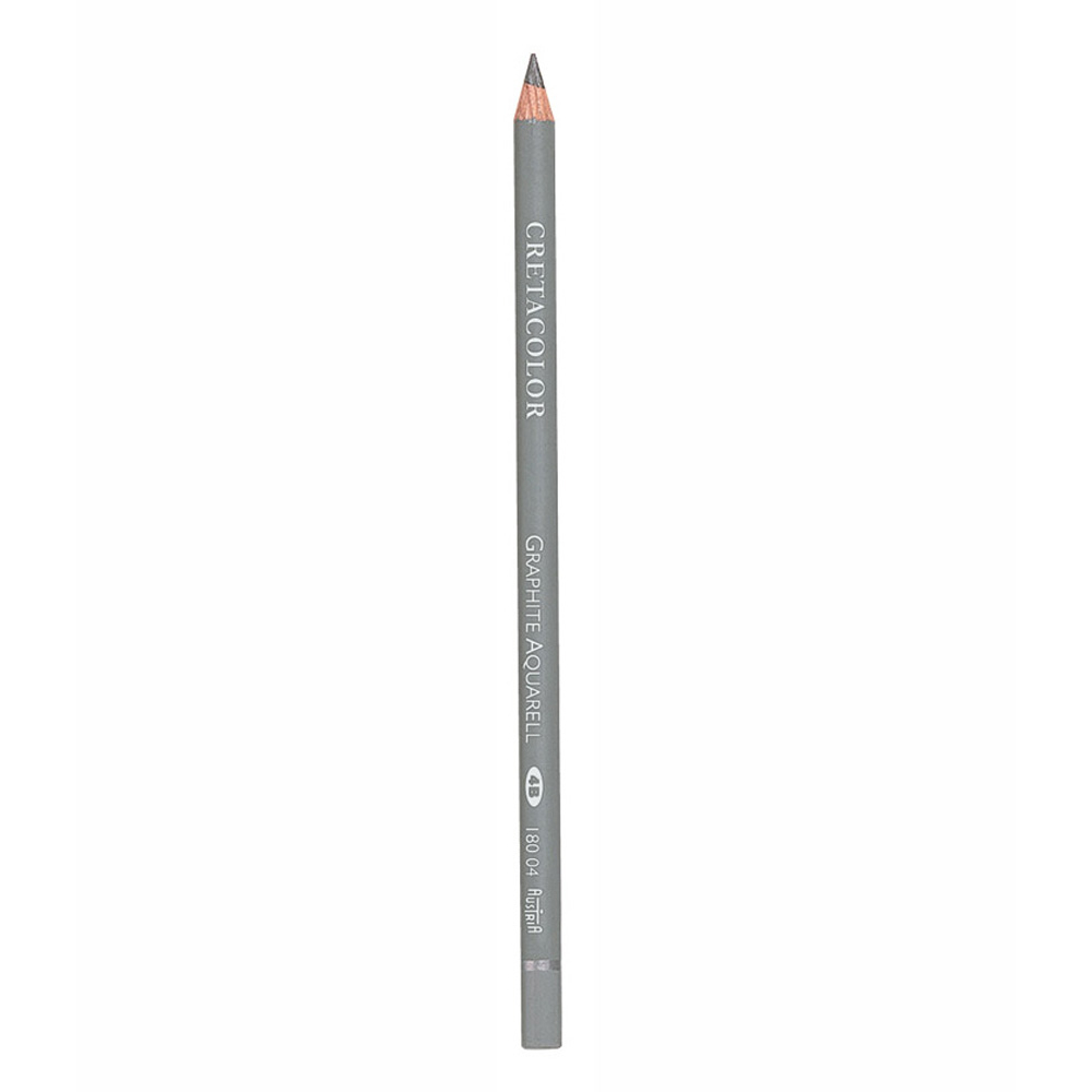 Cretacolor Water-Soluble Graphite Pencil 4B