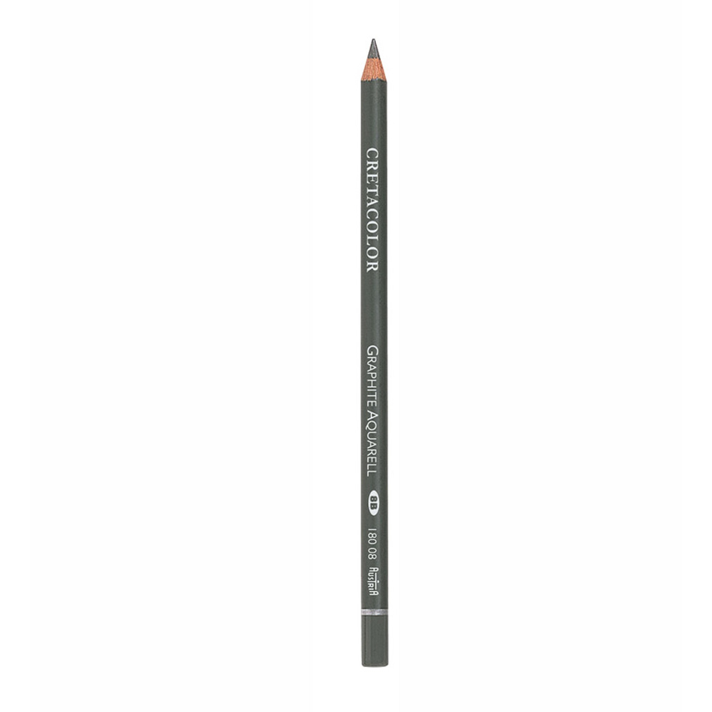 Cretacolor Water-Soluble Graphite Pencil 8B
