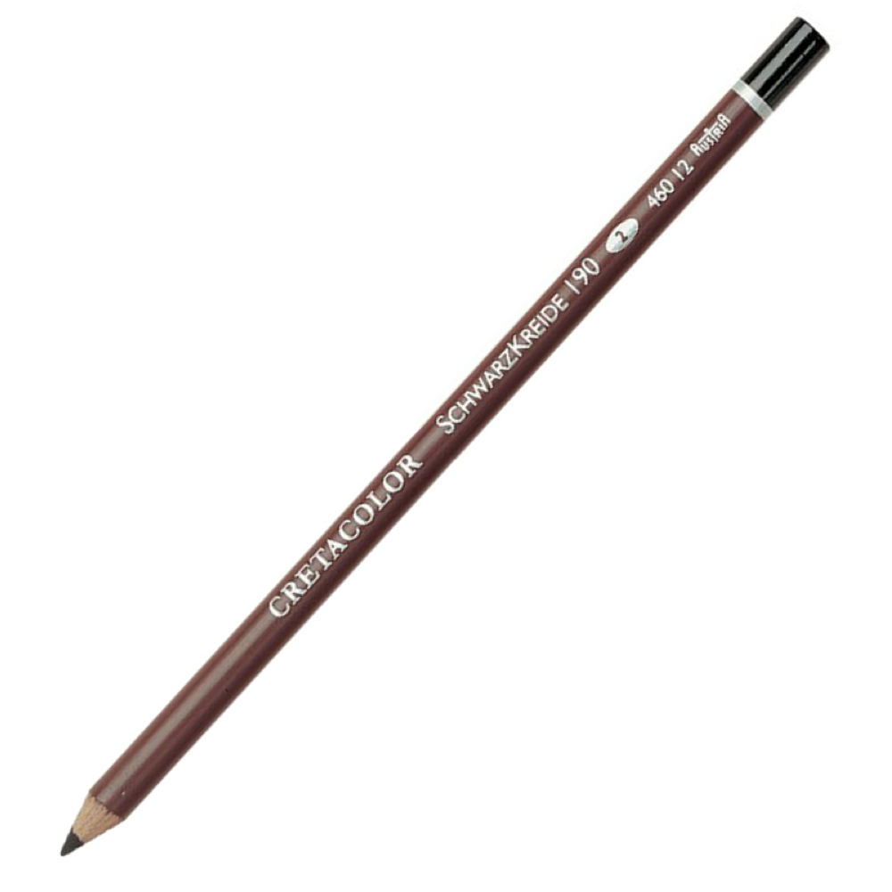 Cretacolor Artist Pencil Black Chalk