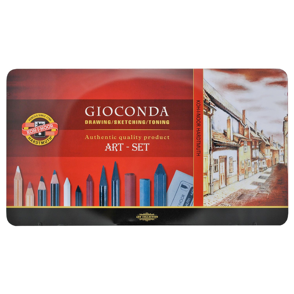 Koh-I-Noor Gioconda Large Art Set