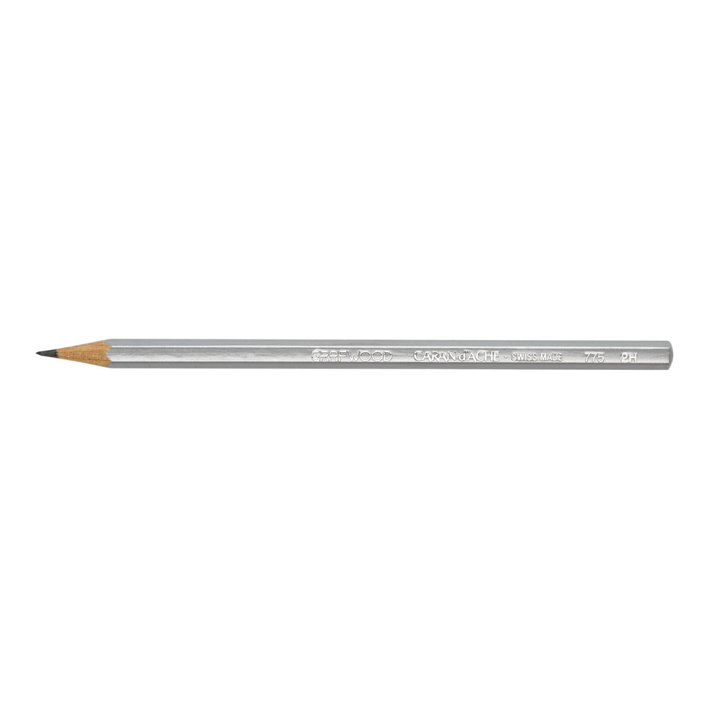 Caran D'ache Grafwood Pencil 2H