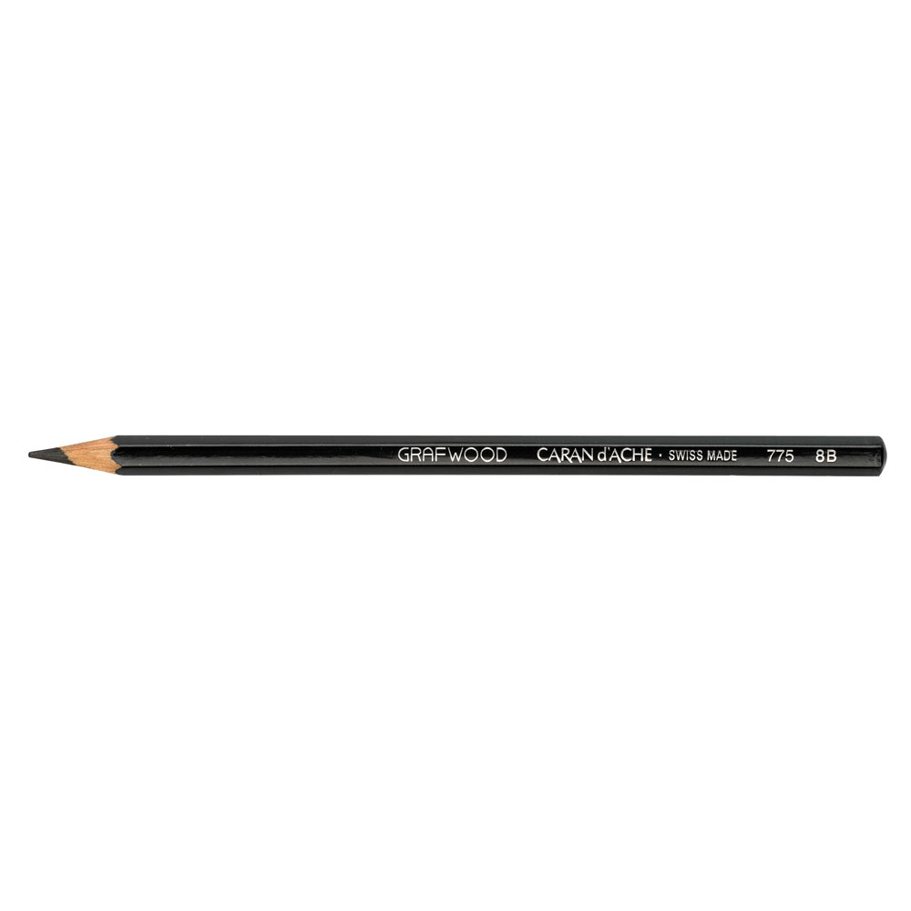 Caran D'ache Grafwood Pencil 8B