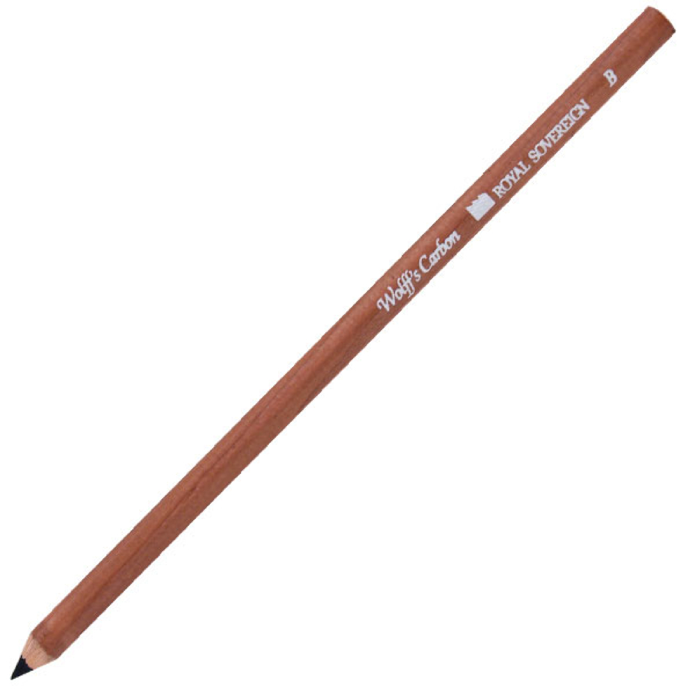 Wolff Carbon Pencil B