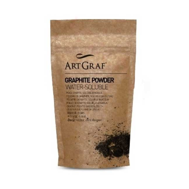 BUY Artgraf Water Soluble Graphite Powder 250 Gm