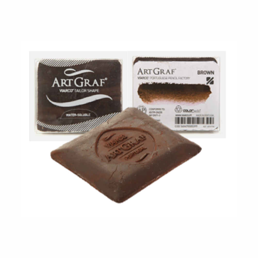 Artgraf Water Soluble Graphite Disc Brown