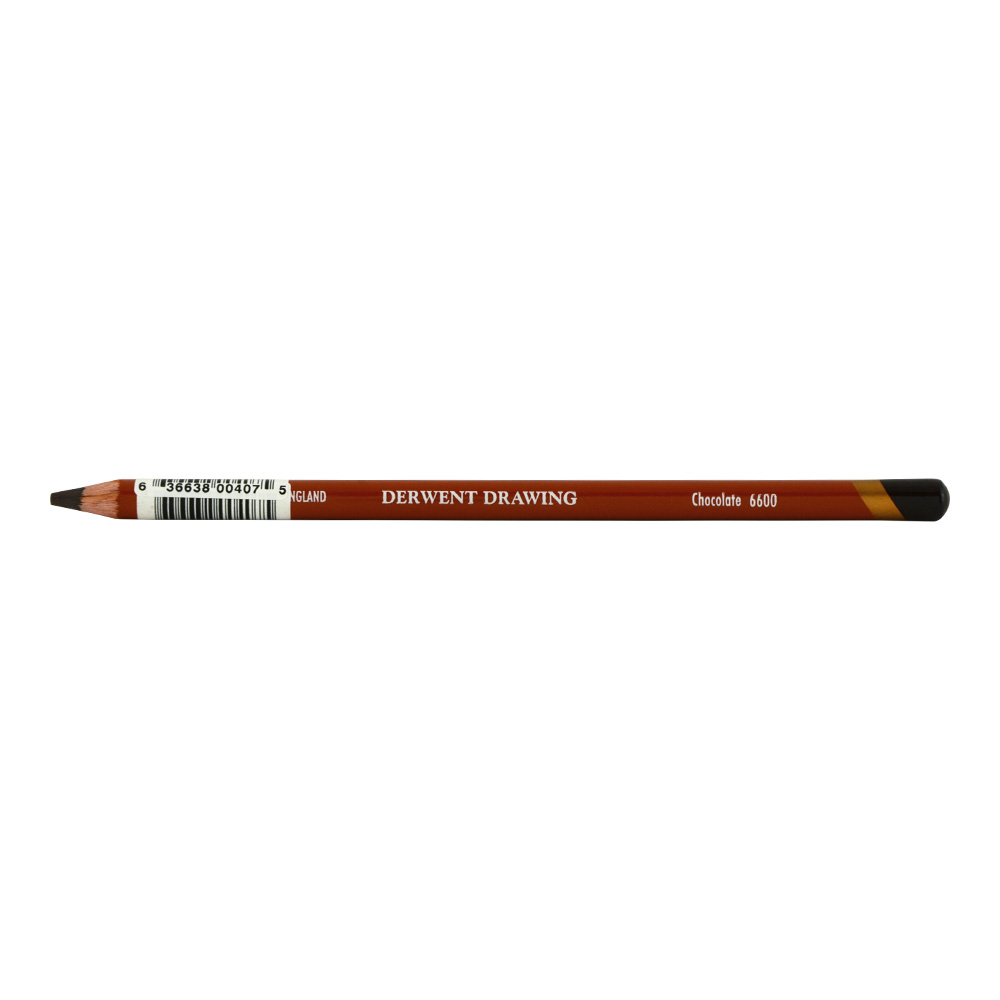 Derwent Round Drawing Pencil Chocolate