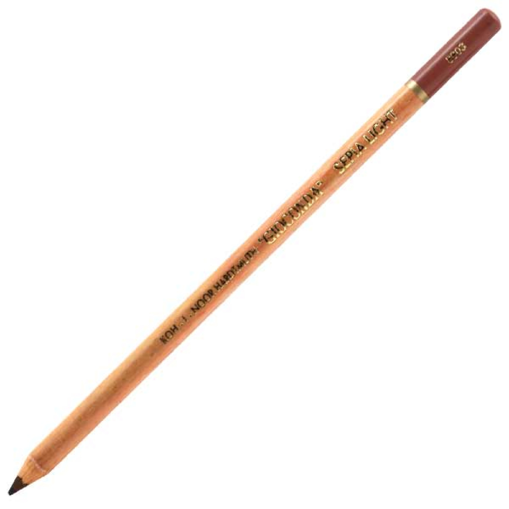 Koh-I-Noor Gioconda Sepia Light Pencil