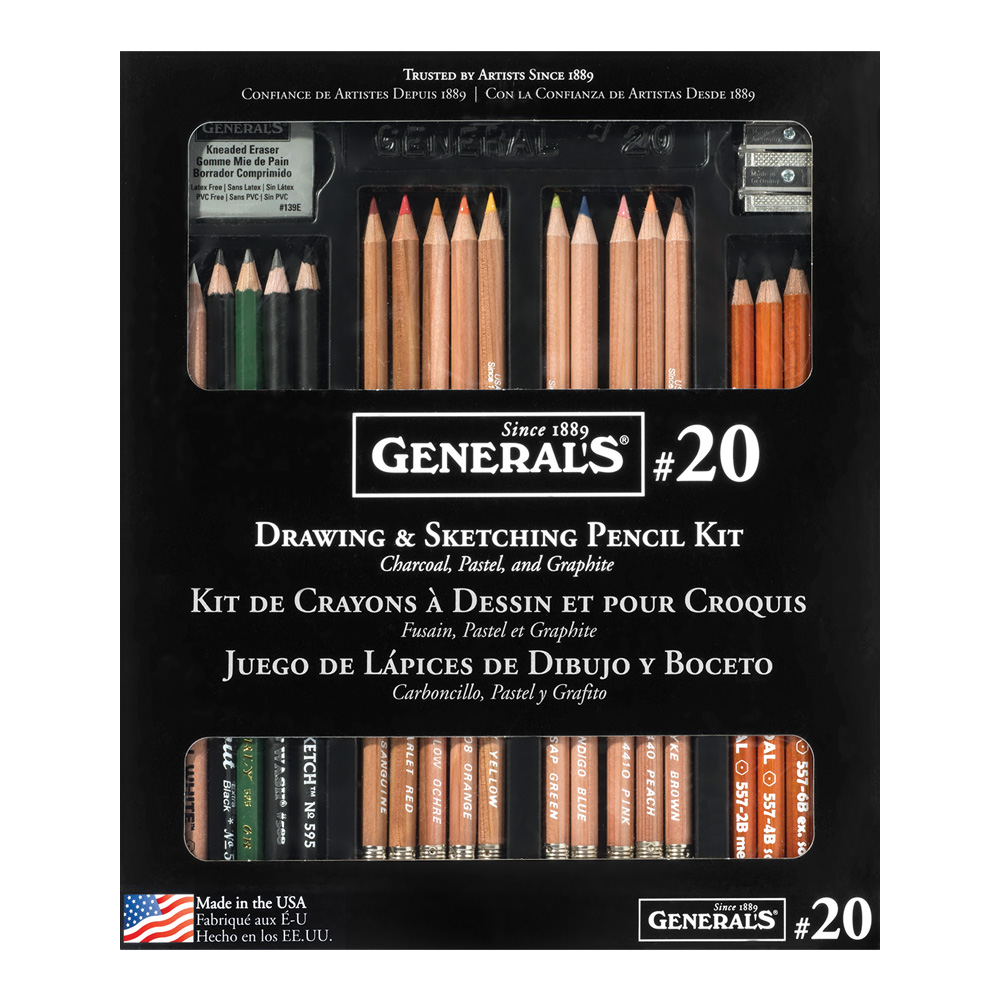 General No. 20 Drawing Kit