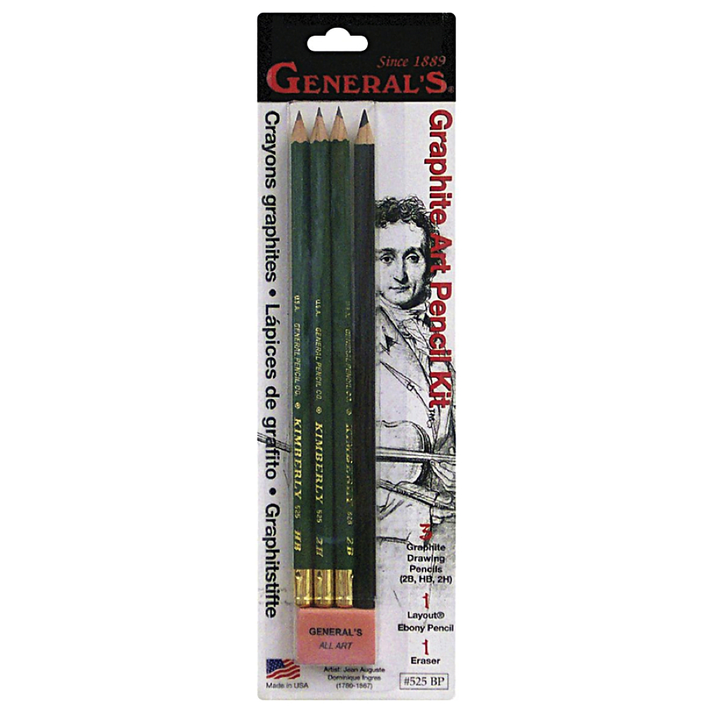 General Drawing Pencil Kit
