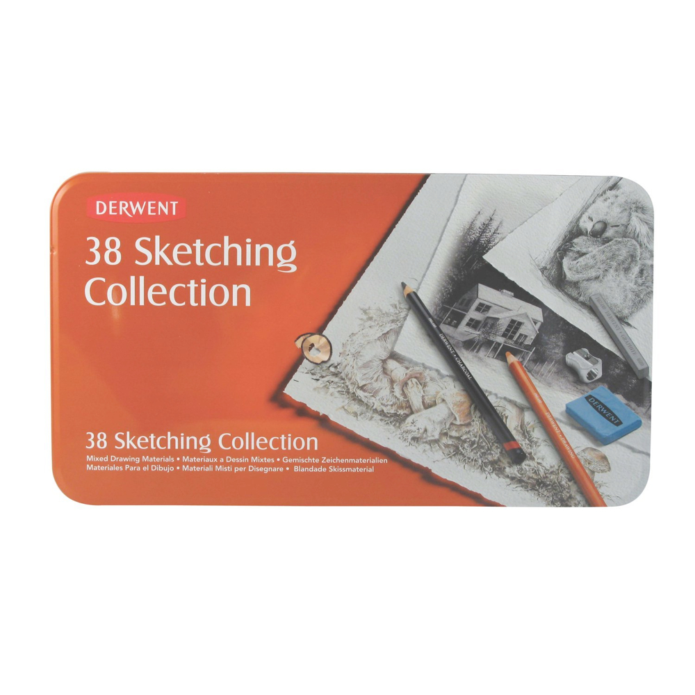 Derwent Sketching Collection