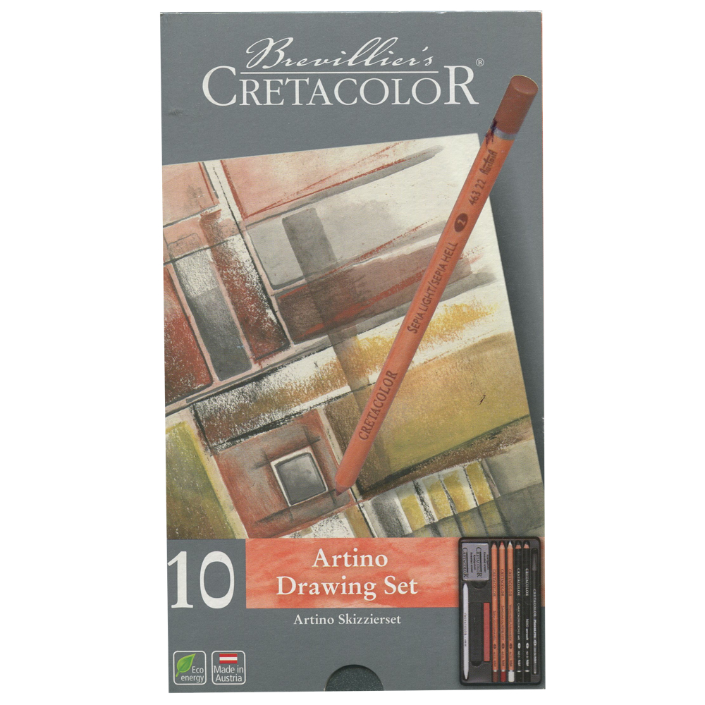 Cretacolor Artino Basic Drawing Set