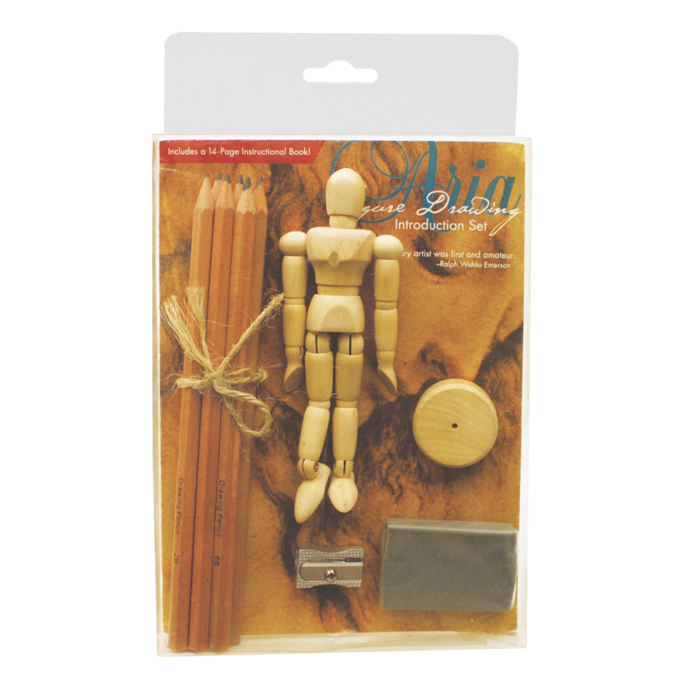 Aria Beginners Figure Drawing Kit