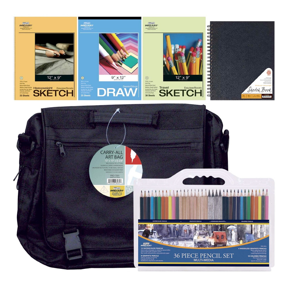 ProArt Colored Pencil Set