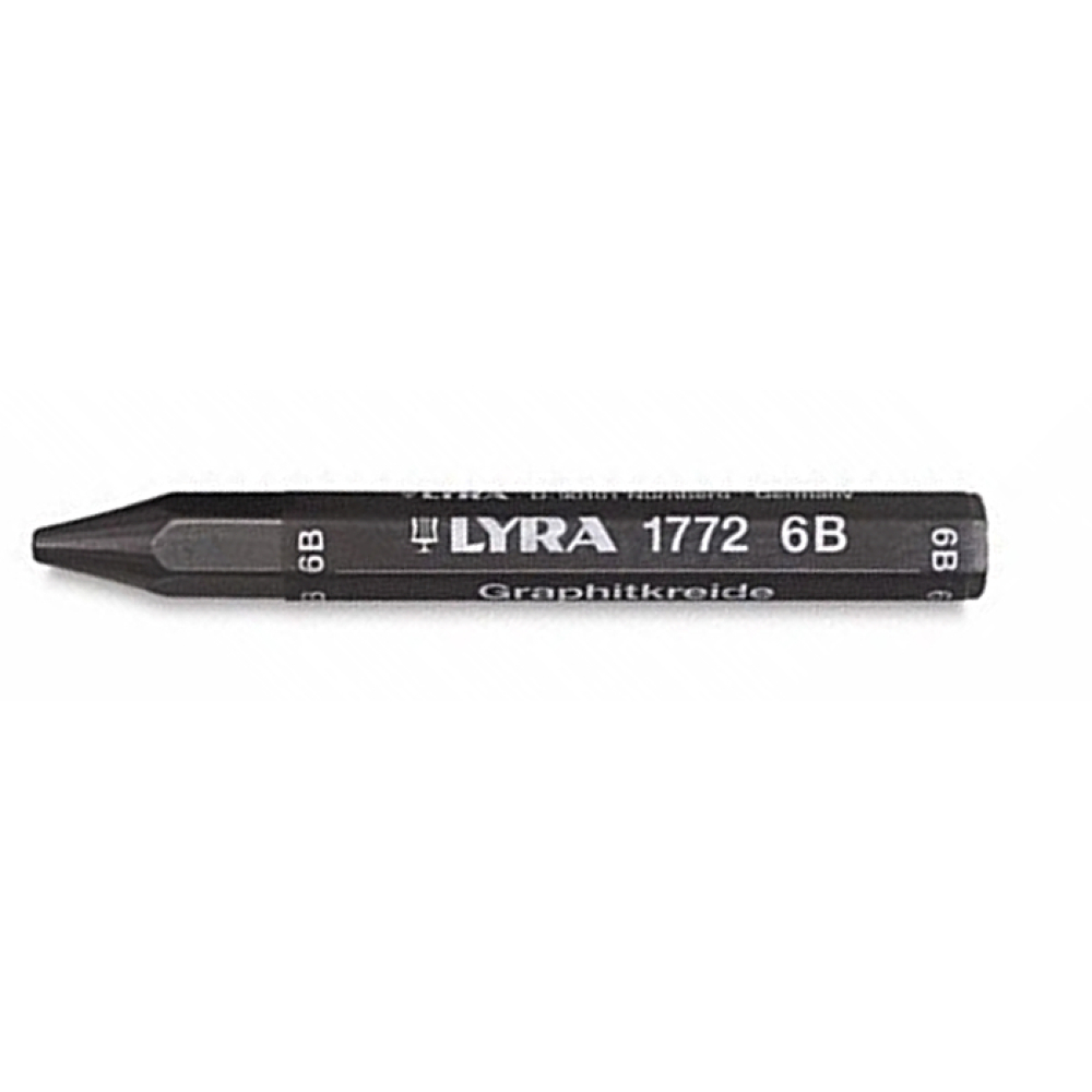 Lyra Graphite Stick 6B