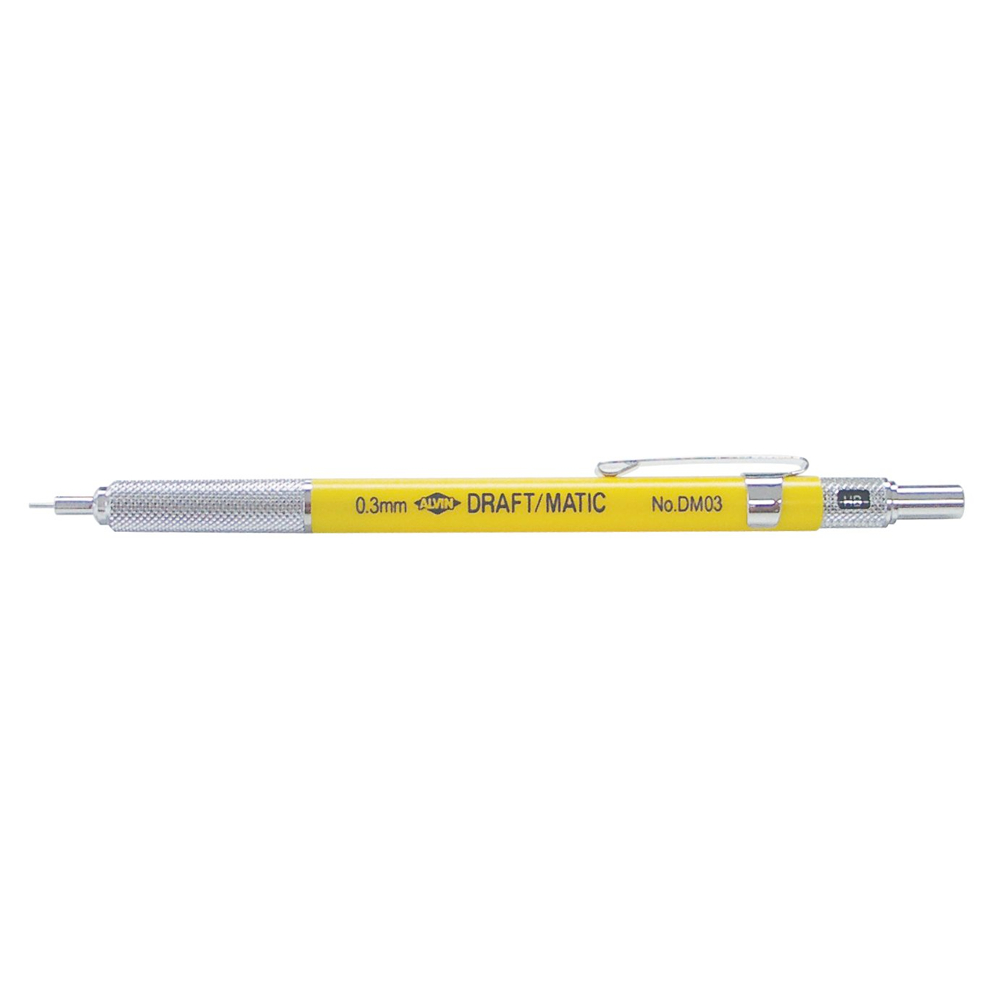 Draft-Matic Mechanical Pencil .3Mm