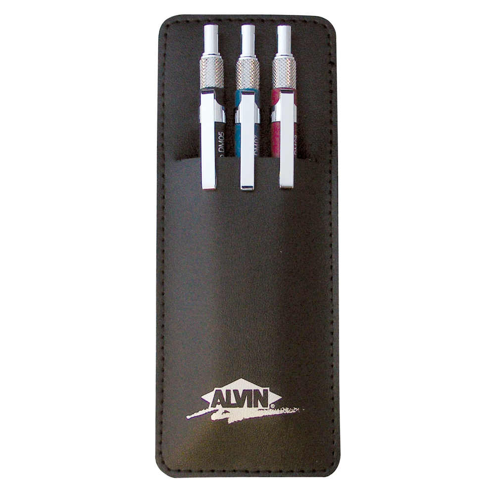 Draft-Matic Mechanical 357 3 Pencil Set