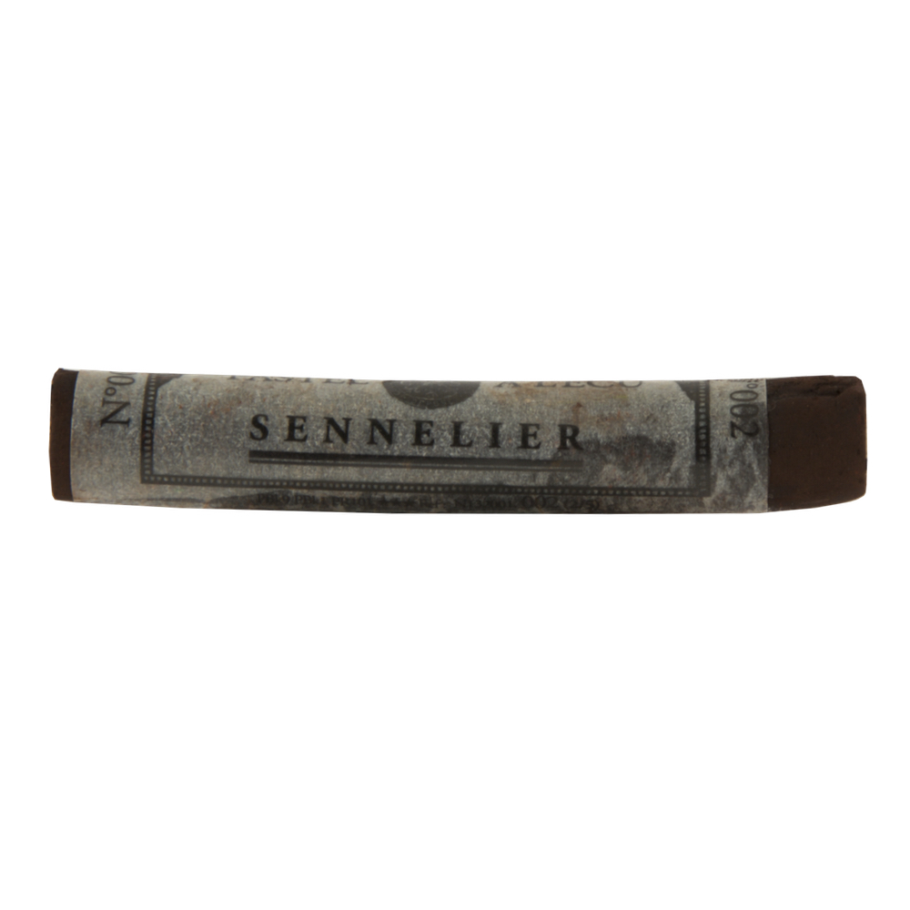 Sennelier Soft Pastel Black Brown 2