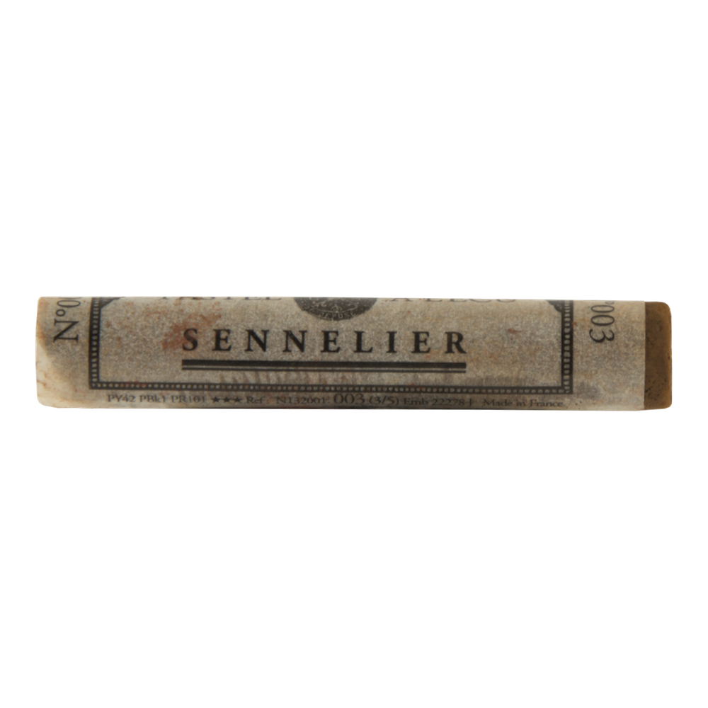 Sennelier Soft Pastel Black Brown 3