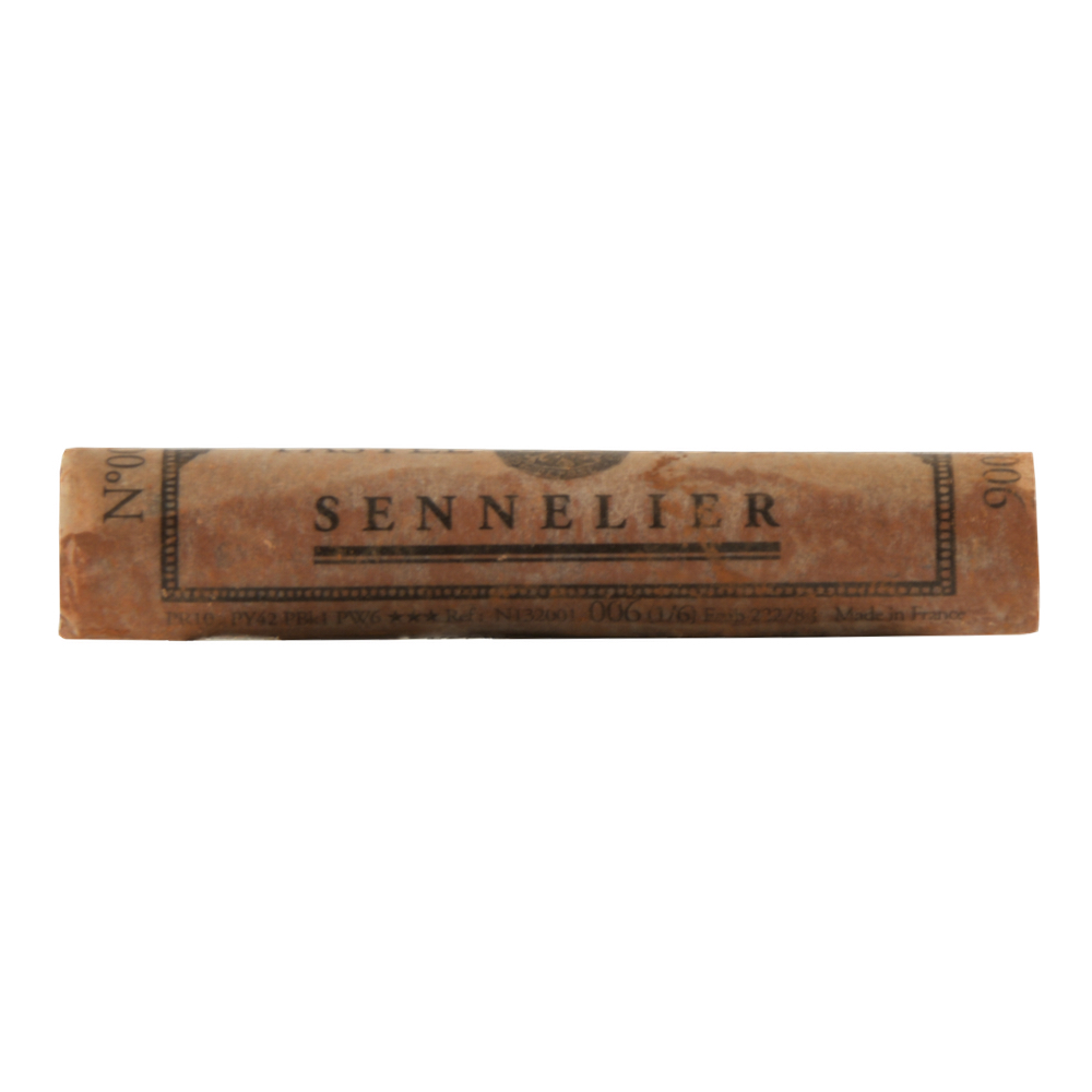 Sennelier Soft Pastel Red Brown 6