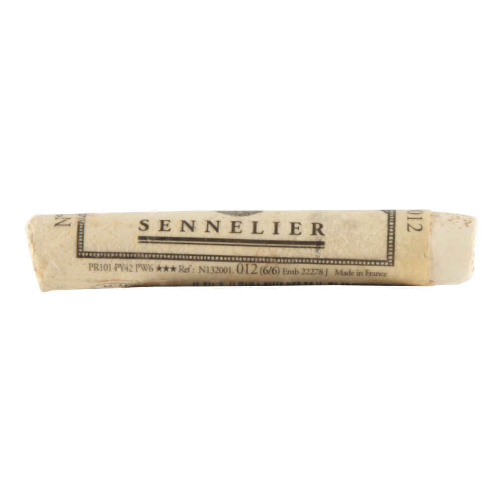 Sennelier Soft Pastel Red Brown 12
