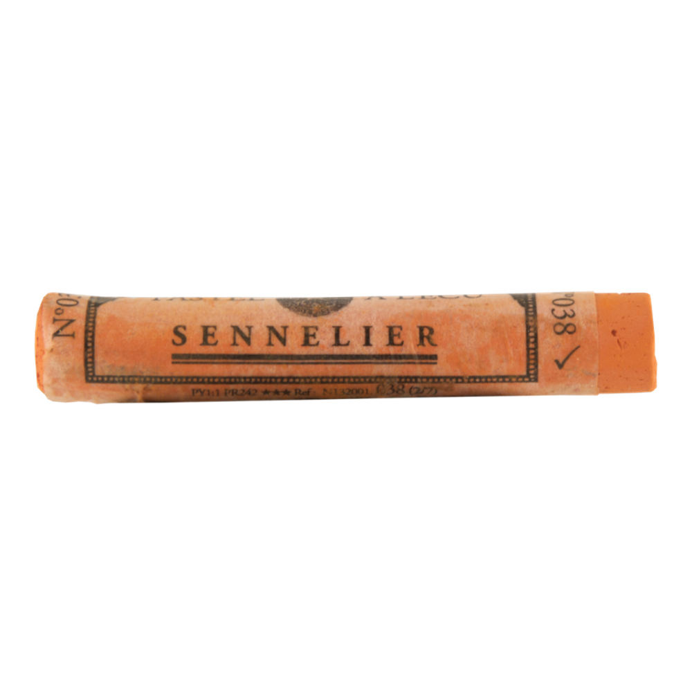 Sennelier Soft Pastel Orange Lead 38