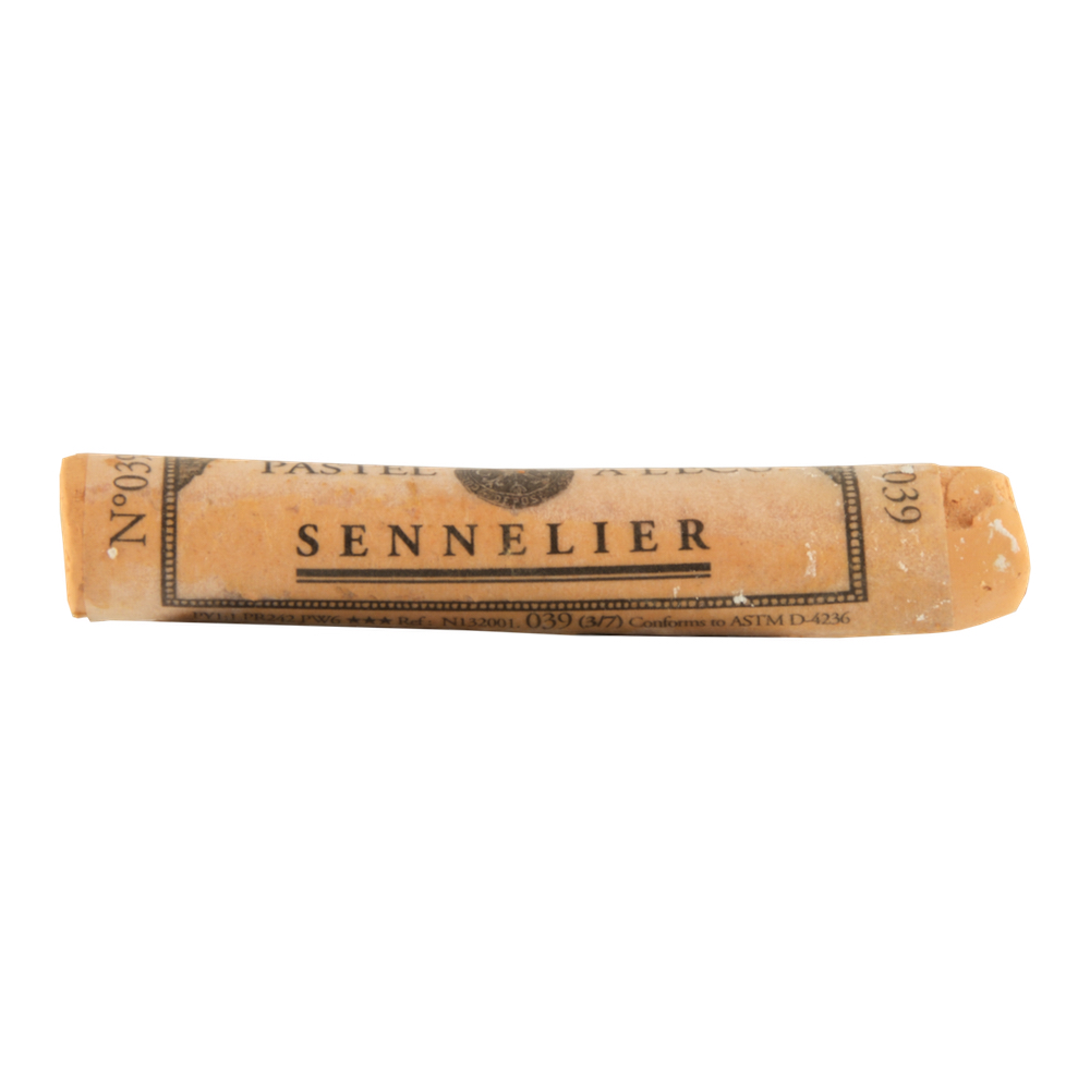 Sennelier Soft Pastel Orange Lead 39