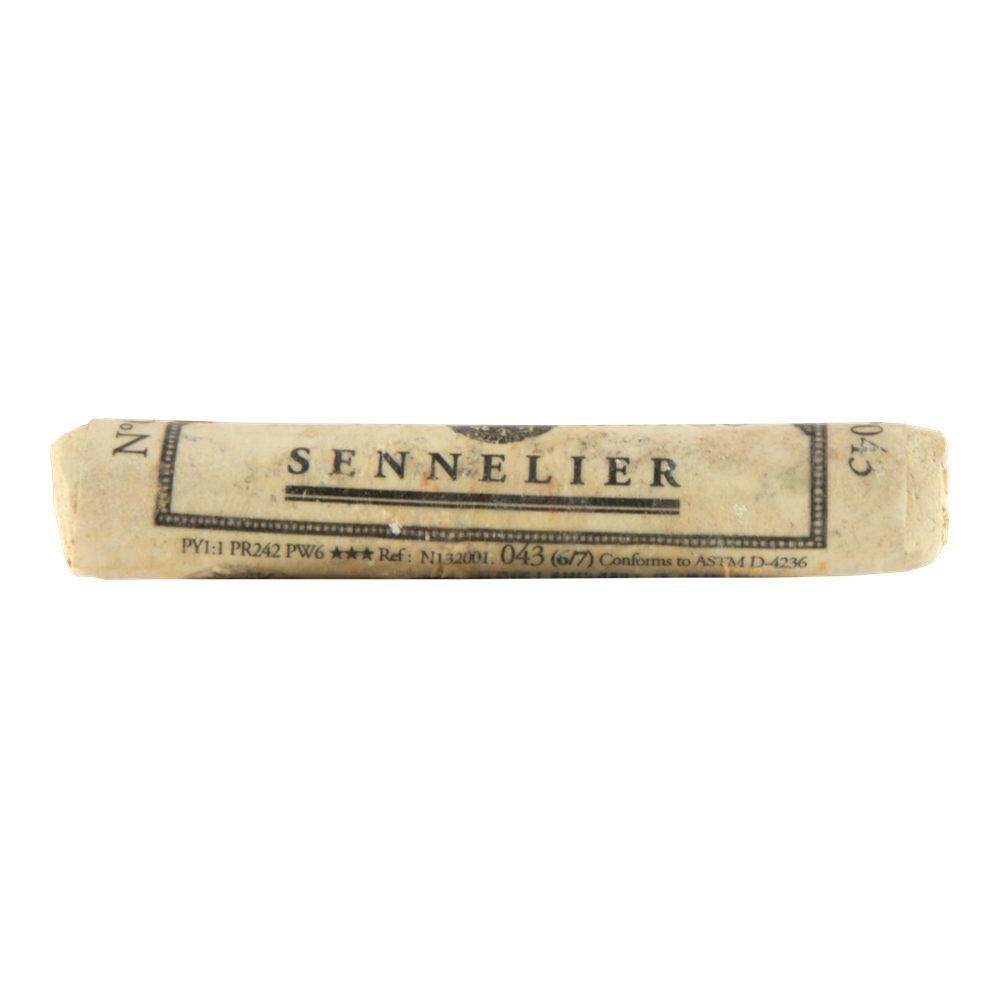 Sennelier Soft Pastel Orange Lead 43