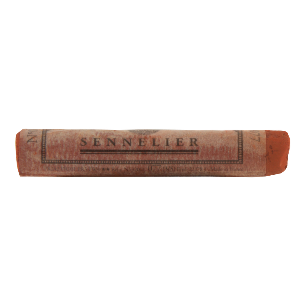 Sennelier Soft Pastel Vermillion Brown 77