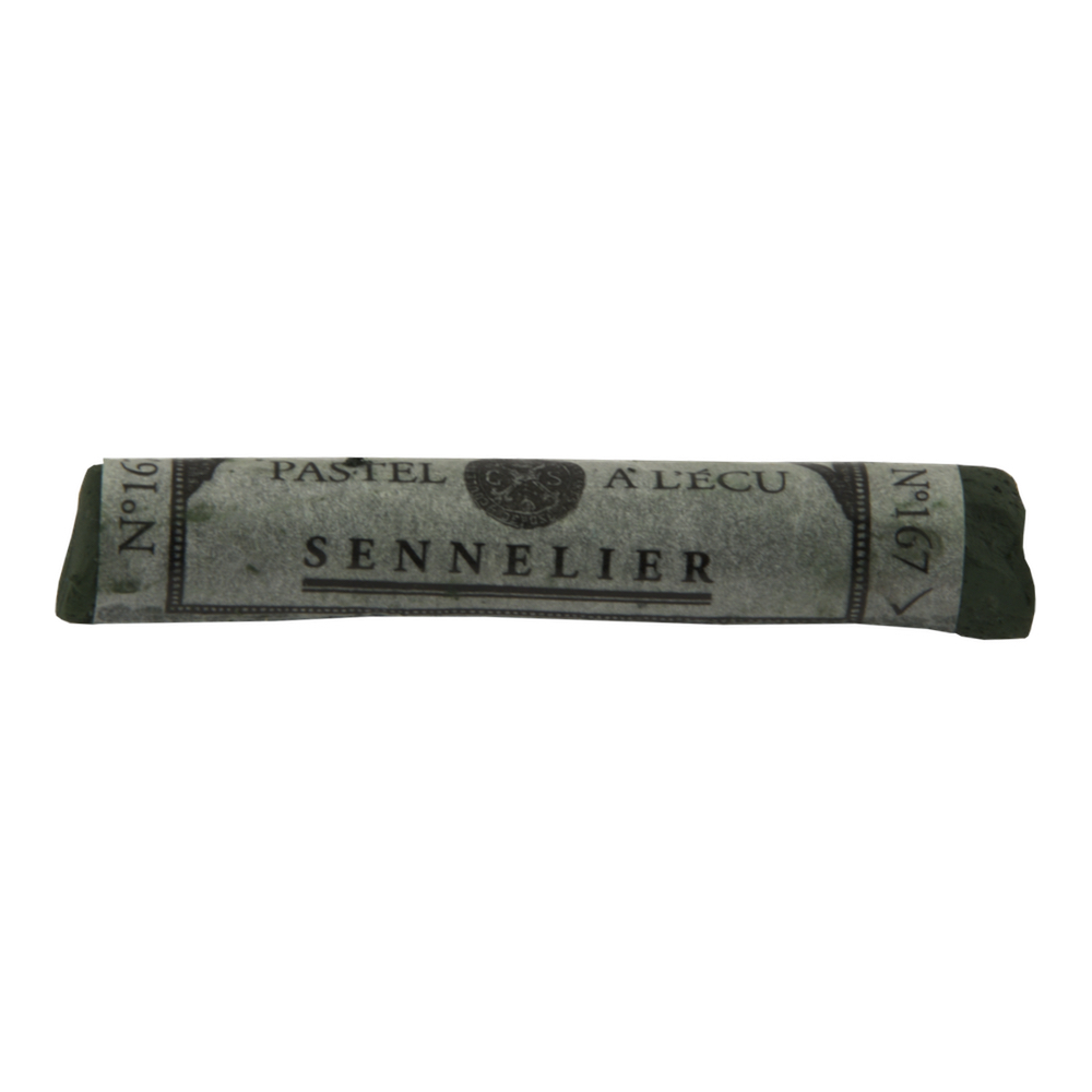 Sennelier Soft Pastel Moss Grey Green 167