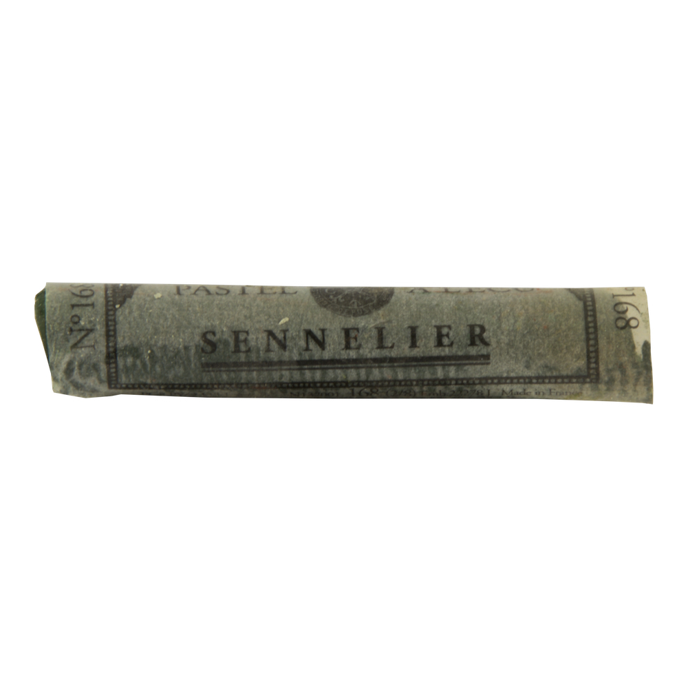 Sennelier Soft Pastel Moss Grey Green 168