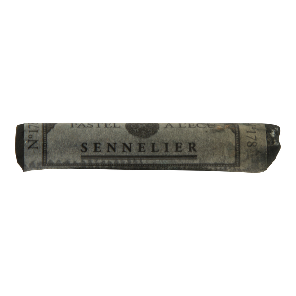 Sennelier Soft Pastel Black Green 178