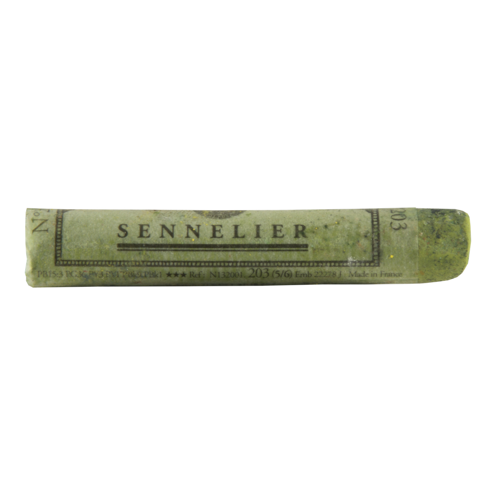 Sennelier Soft Pastel Leaf Green 203