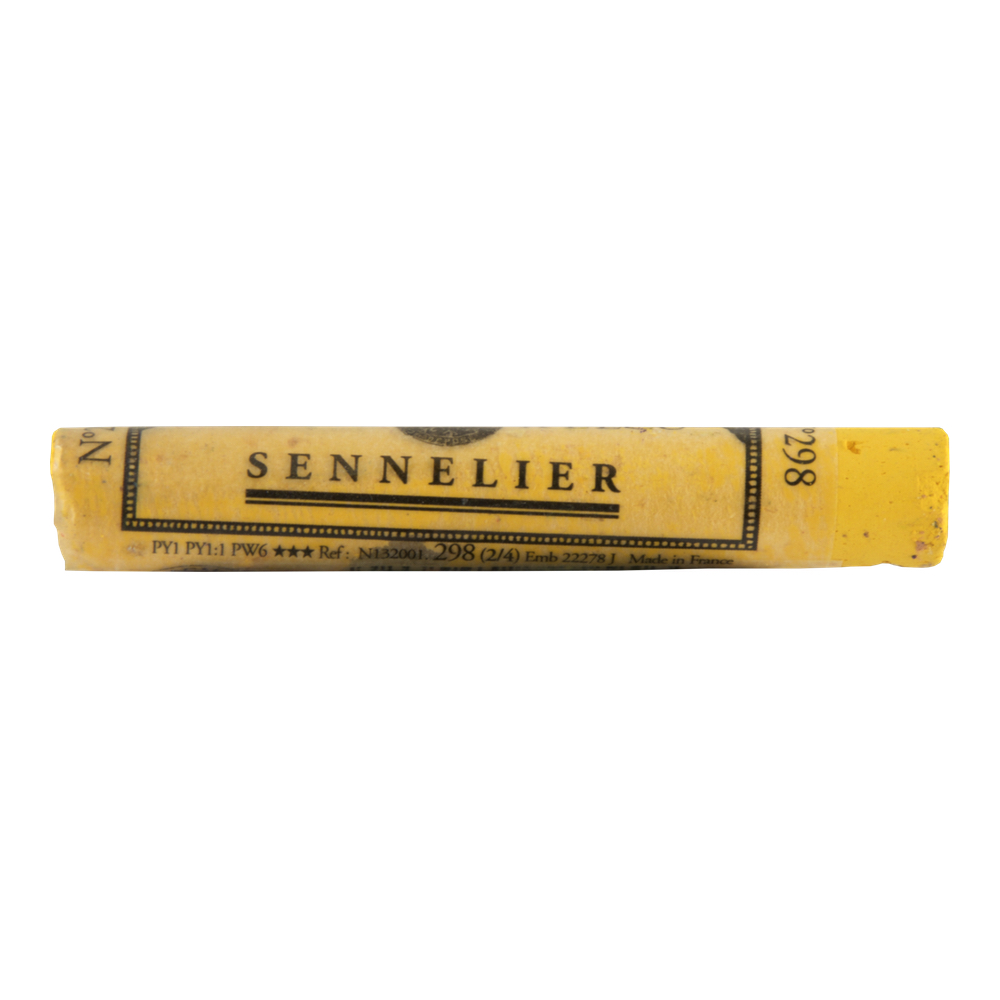 Sennelier Soft Pastel Cad Yellow Light 298